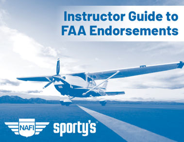 NAFI/Sportys Endorsement Guide